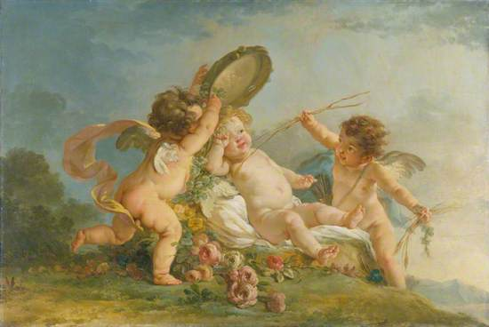The Waking of Cupid