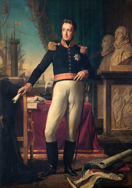 William I (1772–1843), King of the Netherlands