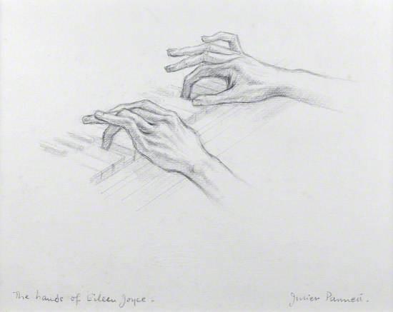 The Hands of Eileen Joyce