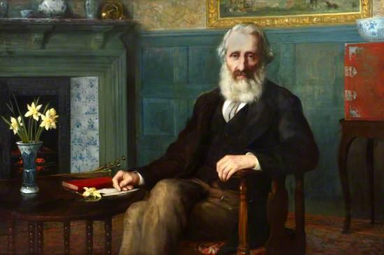 Sir John Tomes (1815–1895)