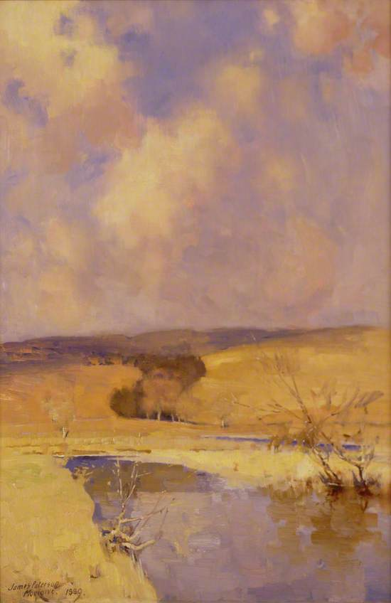 Winter Sunshine, Moniaive