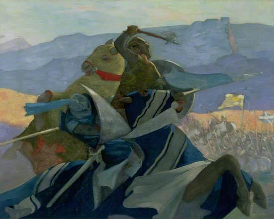 Robert the Bruce and de Bohun