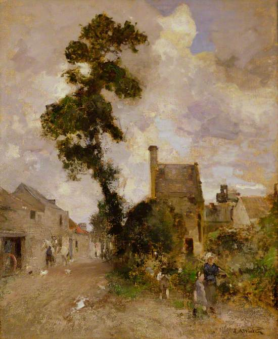 Back Wynd, Ceres