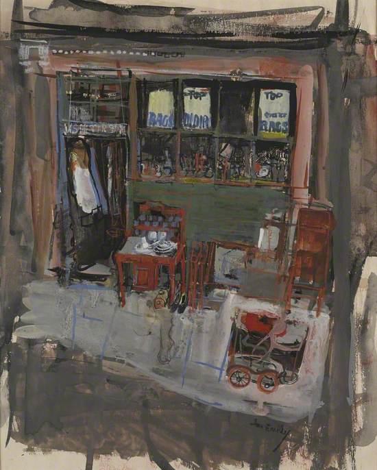Rag and Bone Shop, Glasgow