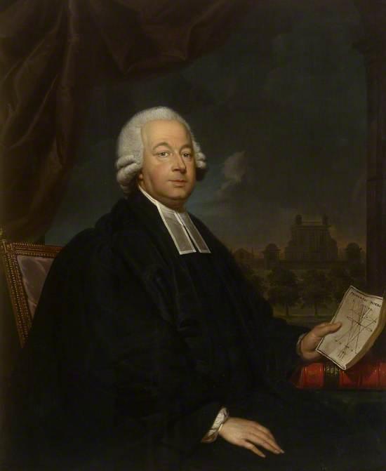 Nevil Maskelyne (1732–1811)