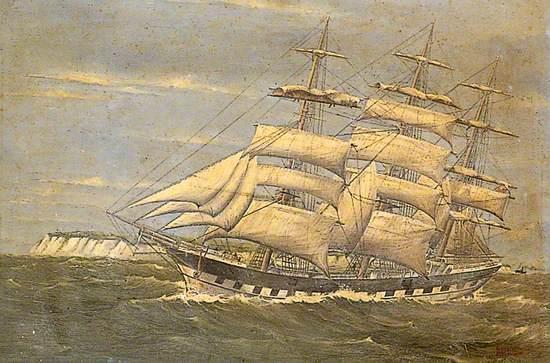 SS 'Collingwood'