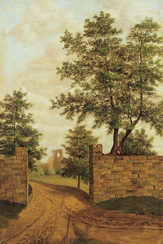 Vesper Gate, Kirkstall Abbey