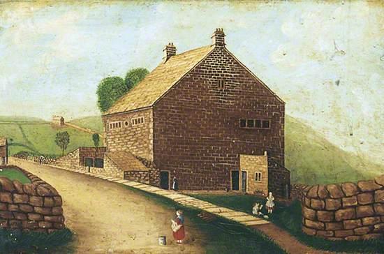Hall Houses, Bramley, near Leeds