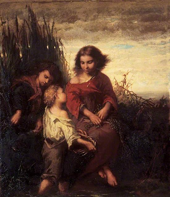 Italian Fisher Children
