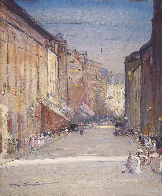 Commercial Street, Leeds