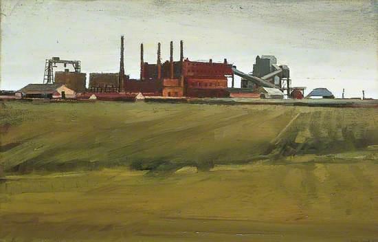Tingley Gasworks, Leeds