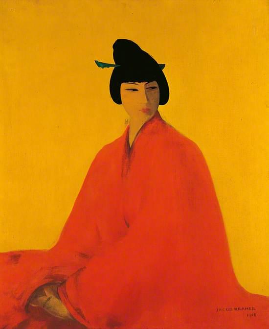 A Japanese Girl