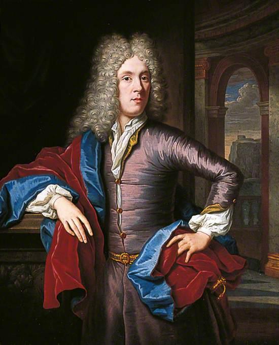 Edward Ingram (1686–1714), 4th Viscount Irwin