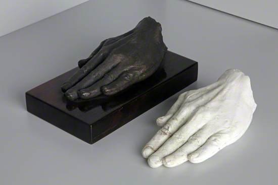 Barbara Hepworth's Hand