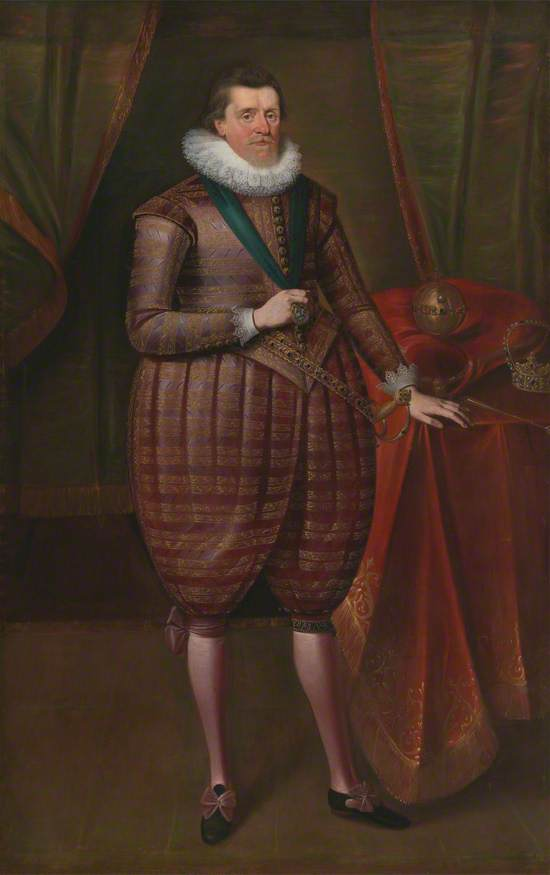 James I of England (James VI of Scotland)