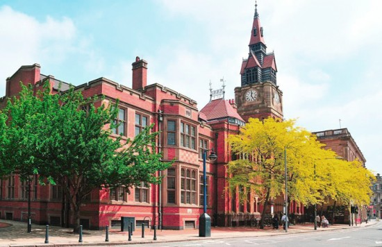Derby Central Library