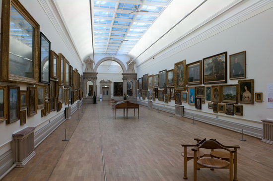 Nottingham Castle Museum and Art Gallery