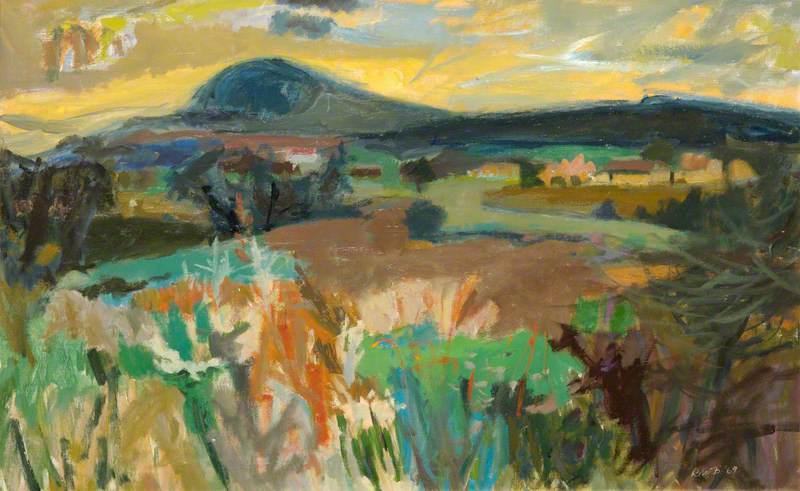 Banffshire Landscape