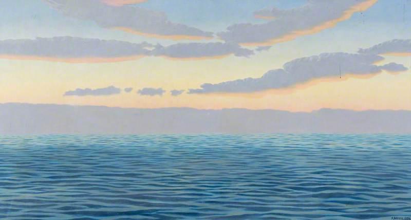 Seascape (Sun)