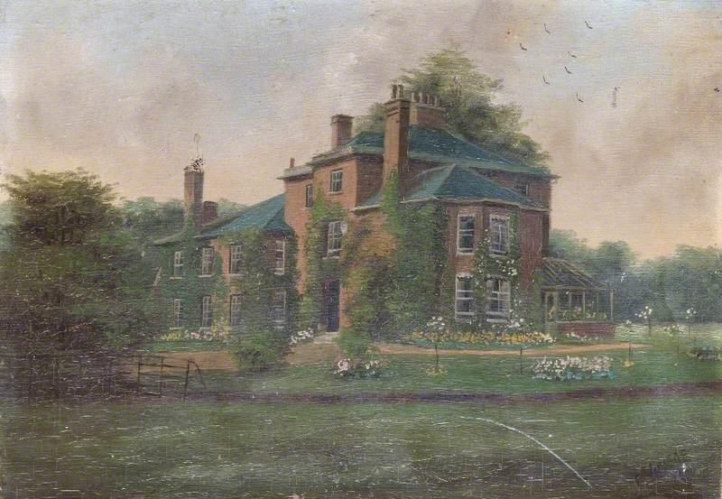 Barton House, Lockinge, Oxfordshire