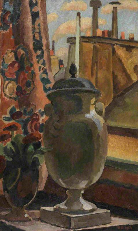 Still Life at a Window
