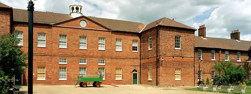 Gressenhall Farm and Workhouse: The Museum of Norfolk Life