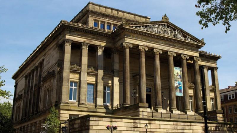 Harris Museum & Art Gallery