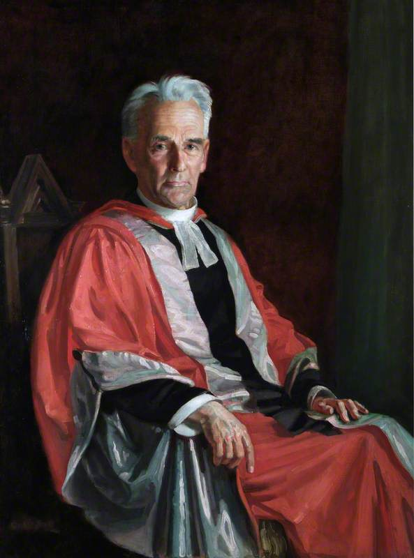 Reverend the Honourable Edward Lyttleton (1855–1942), DD, Chaplain and Lecturer at Whitelands College