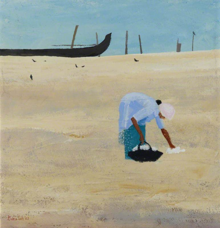 Beach Cleaner, Cochin