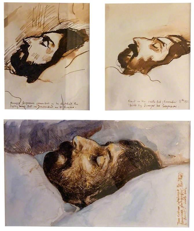 Marcel Proust (1871–1922)