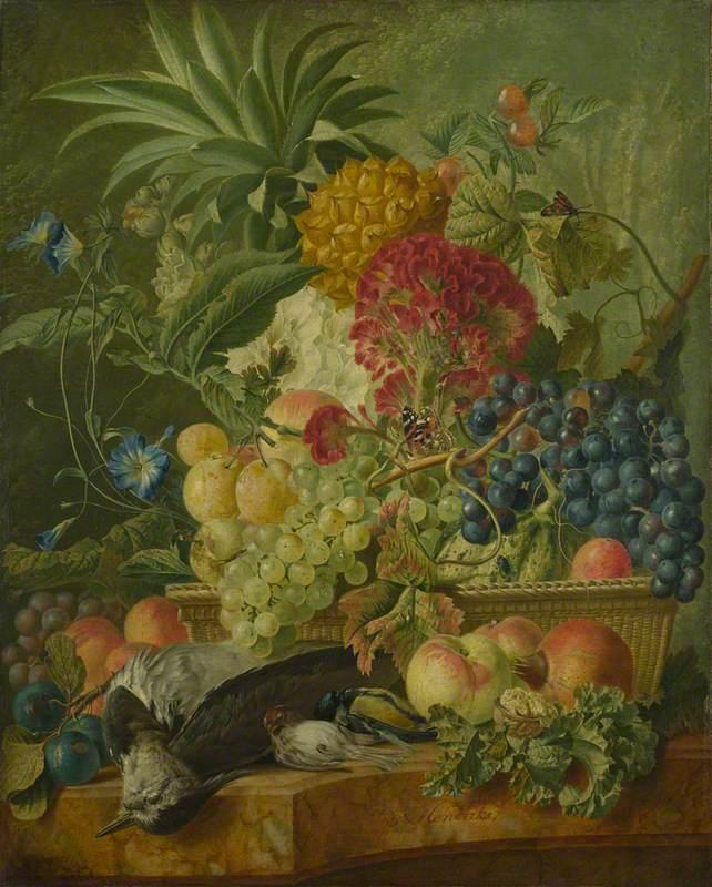 Fruit, Flowers and Dead Birds