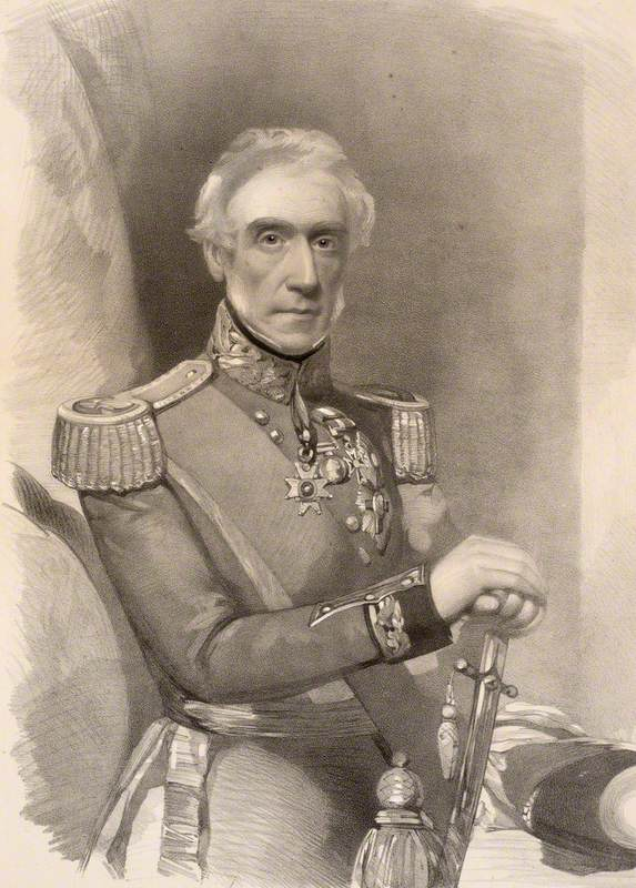 General Sir Howard Douglas (1776–1861)