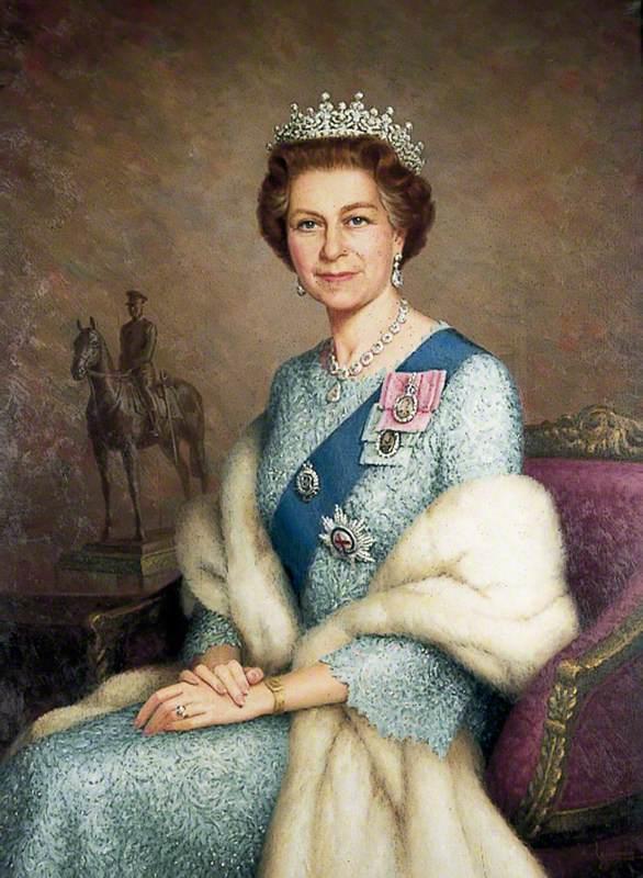 HM Queen Elizabeth II (b.1926)