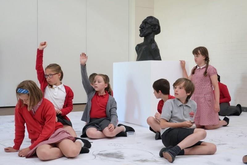 Masterpieces in Schools
