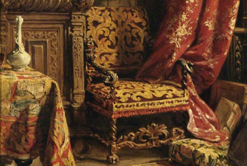 (detail), 1842, oil on canvas by William Collingwood (1819–1903)