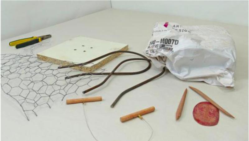 Dora Gordine activity materials