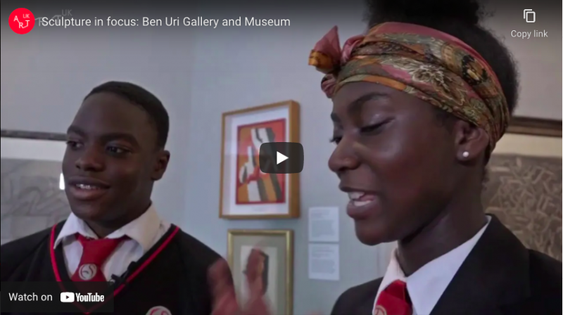 Sculpture in focus: Ben Uri Gallery and Museum