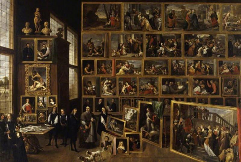 1651, oil on canvas by David Teniers II (1610–1690)
