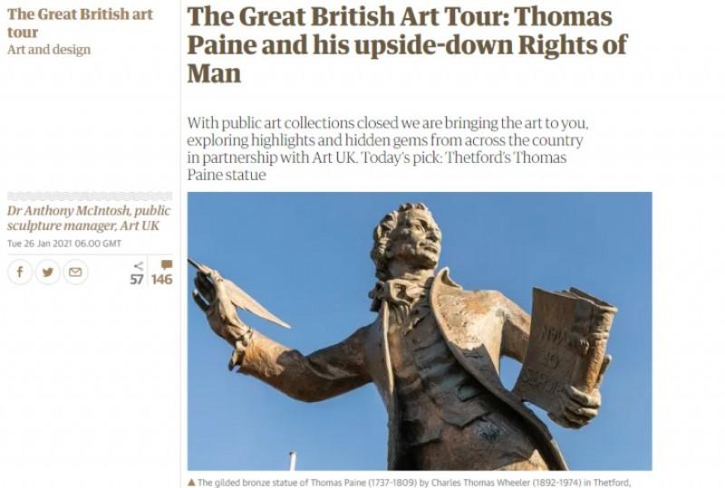 Guardian, The Great British Art Tour