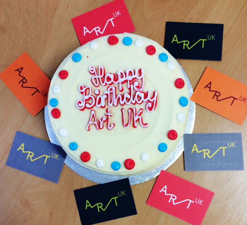 Happy Birthday Art UK