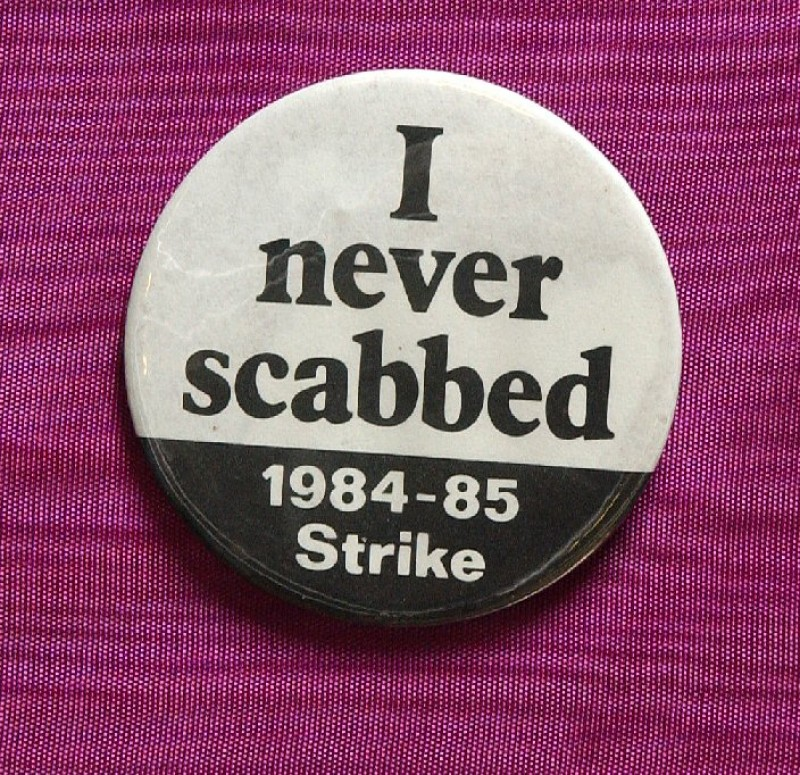 Woodhorn Museum: Protest badges