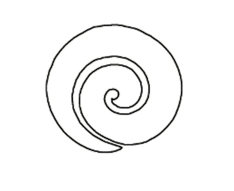 Koru symbol