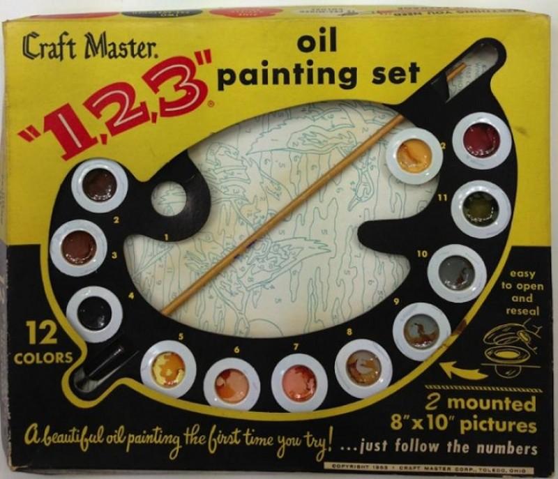 123 Oil (1963) K1-12 Kit