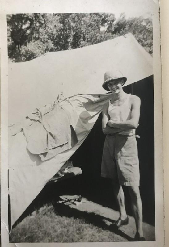 John Berry, c.1940