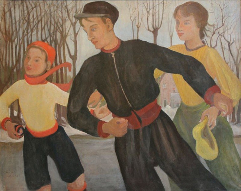 Winter (The Skaters)