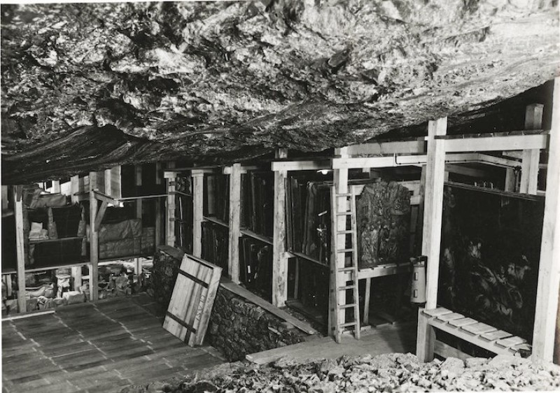 Altaussee, Austria –May 1945