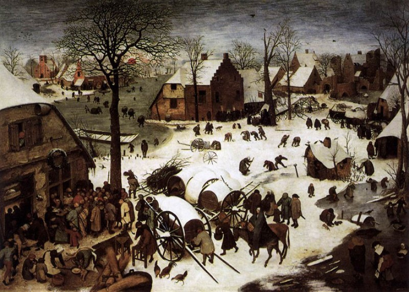 The Census at Bethlehem
