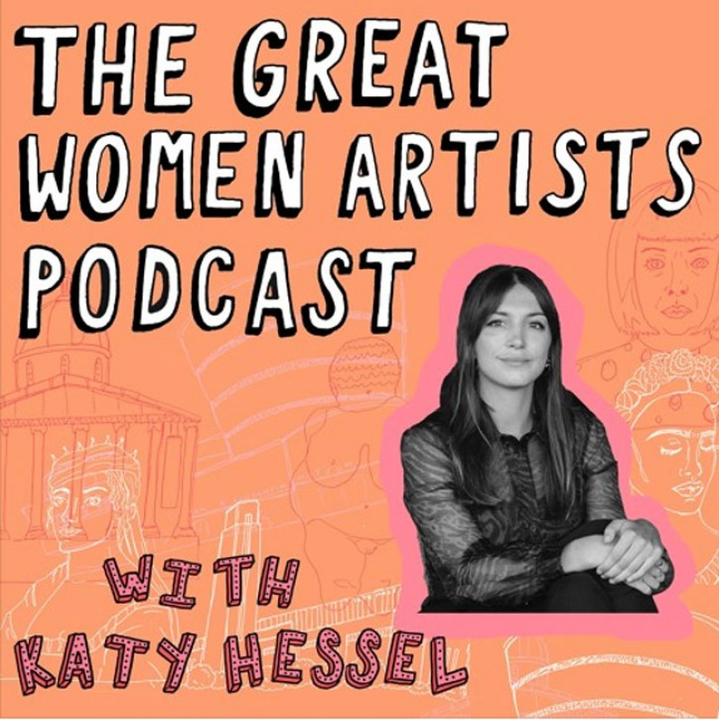 The Great Women Artists podcast