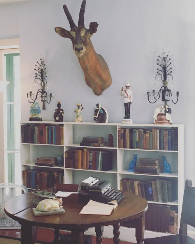 Hemingway's office