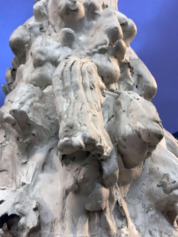 Climb (detail)